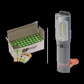 Belysning & Batterier