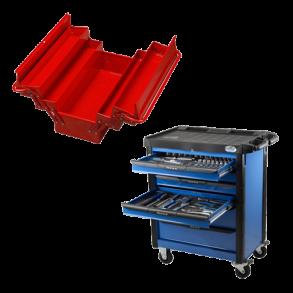 Værktøjsvogne & Værktøjskasser